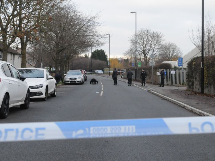 Boy, 16, stabbed to death in Coventry