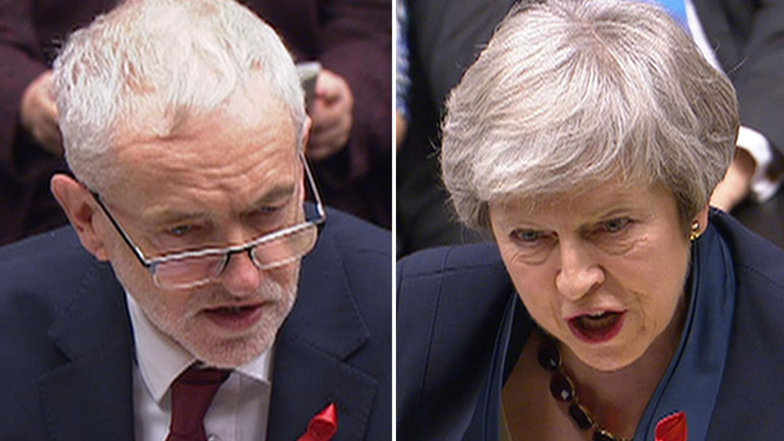 May and Corbyn agree to live TV debate (but on different channels)