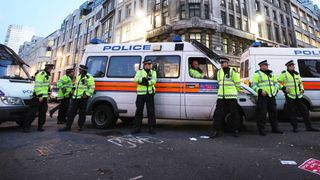 Police: No-deal Brexit could bring unrest and rationing