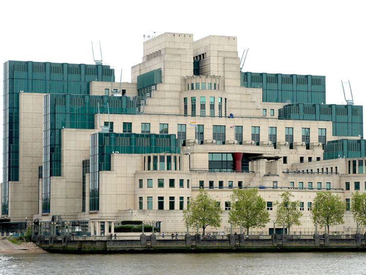 'Don't underestimate us' – MI6 chief warns Russia in rare speech
