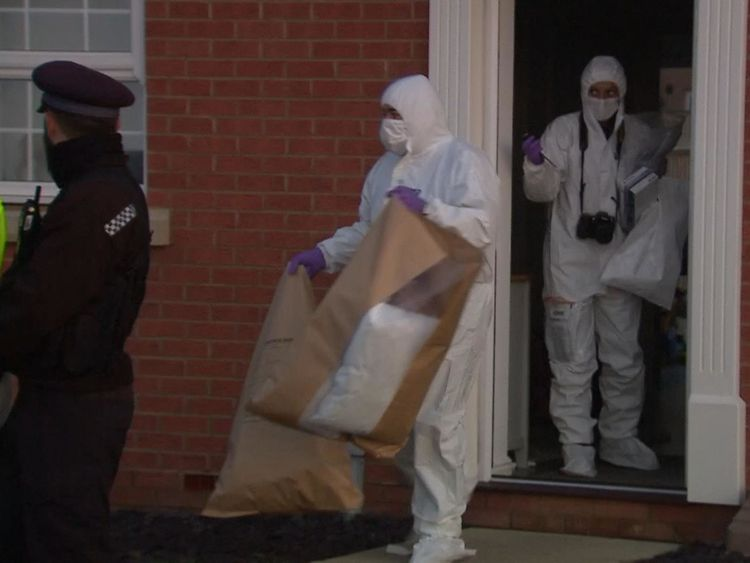 Woman arrested after two young children found dead