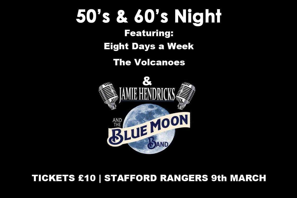 Stafford Rangers and Stafford FM joint fundraising night