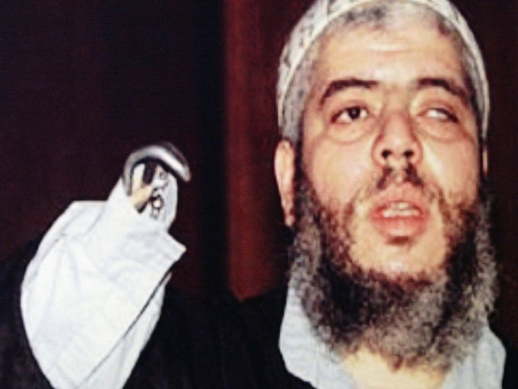 Abu Hamza's son arrested by police investigating bouncer murder