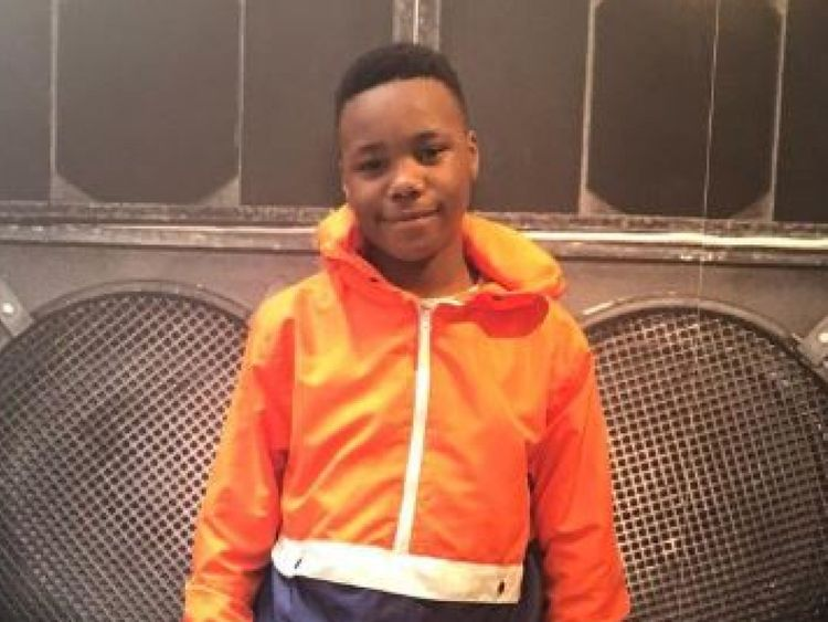 Murdered boy, 14, was not gang member, family says