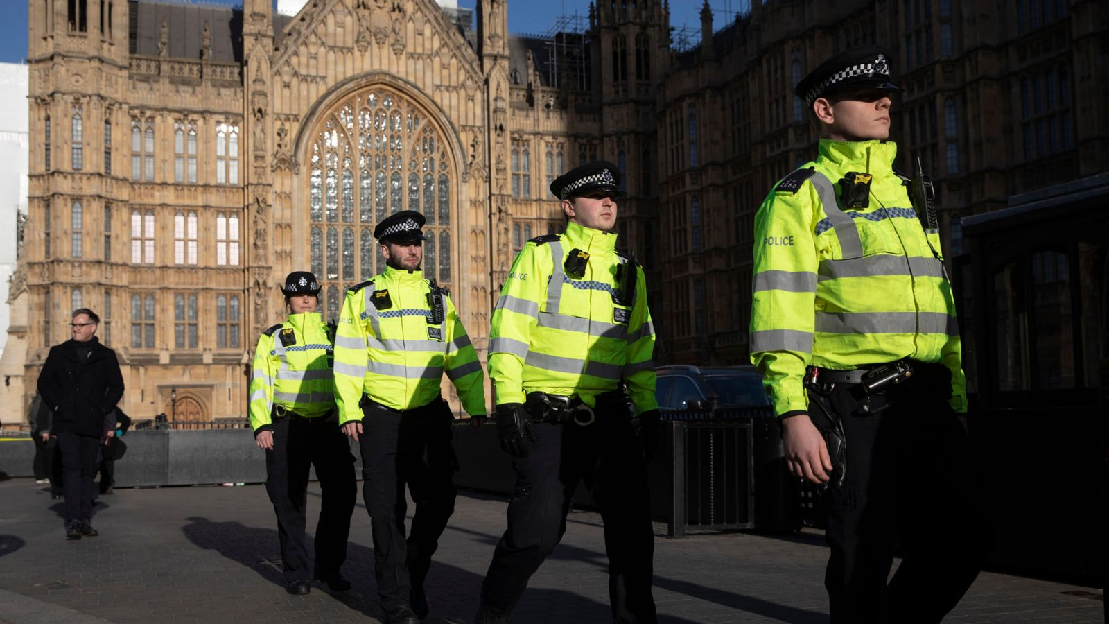 British style of policing 'on its knees and facing extinction'
