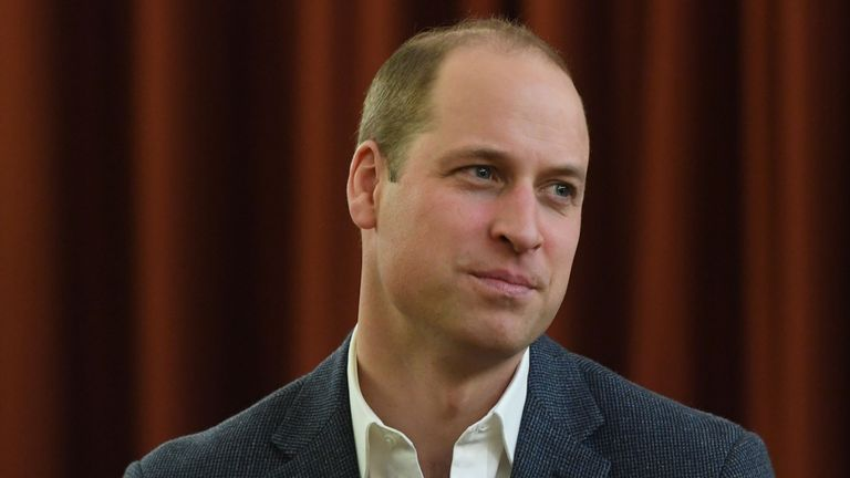 Prince William writes to family of girl who took her own life