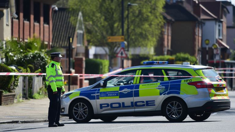 Shop worker knifed to death amid fresh spate of UK stabbings