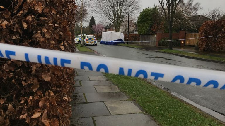 Two teenagers held after boy, 17, stabbed to death