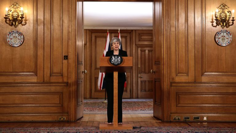 Corbyn: Brexit talks with May 'useful but inconclusive'