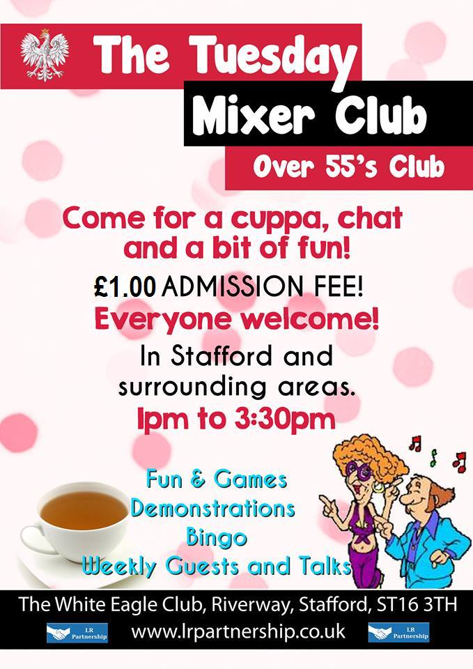 Tuesday Mixer Club