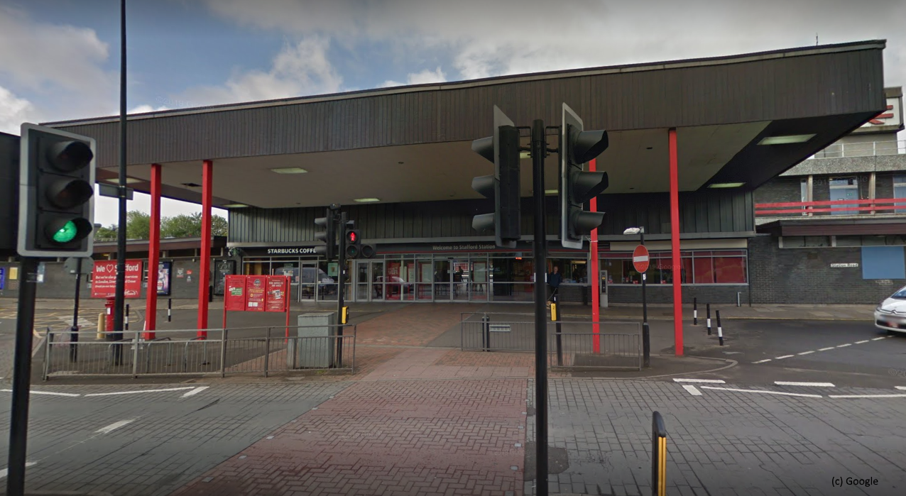 Stafford station due for boost