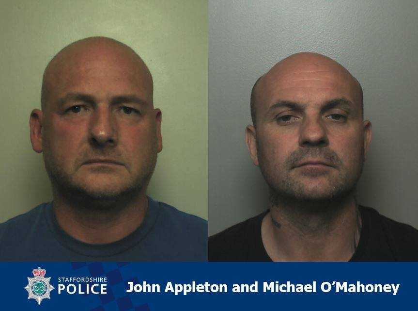£300k seized from local drugs gang