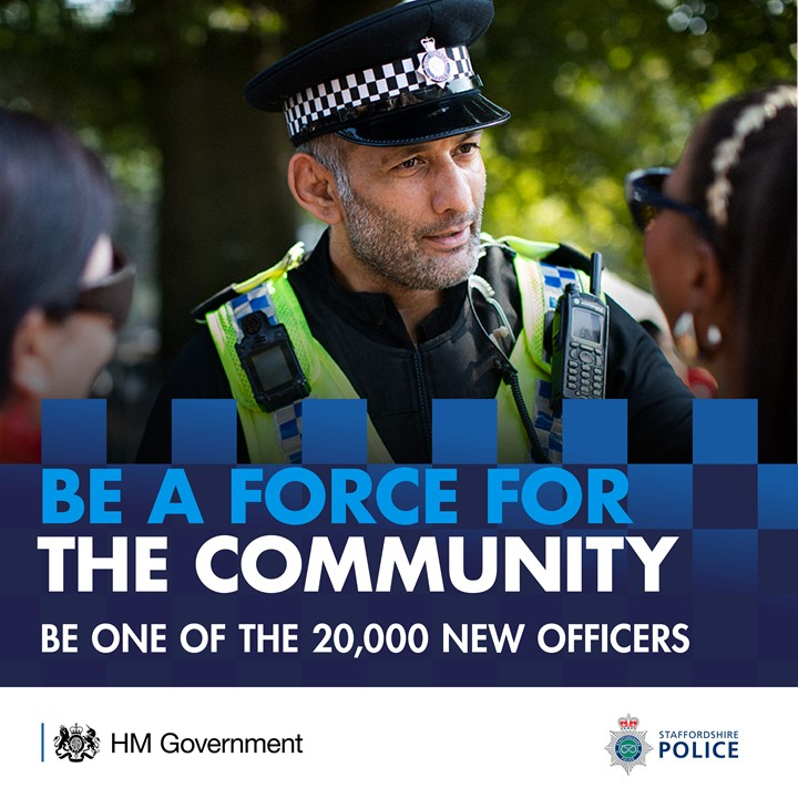 Chief Constable welcomes launch of national police recruitment campaign