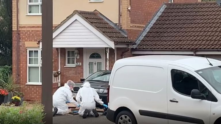 Double murder inquiry after two teens die in stabbing