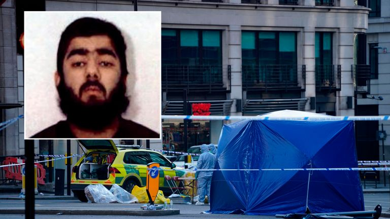 Usman Khan's fellow 2012 bomb plotter held after review of terrorists on licence
