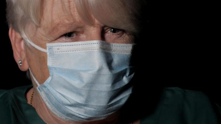 'It was like losing our own, day after day': Carer tells her story of the pandemic