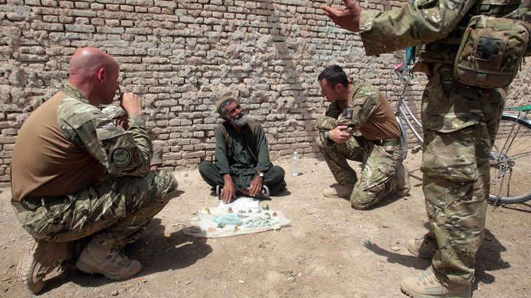 'It's the right thing to do': Hundreds more Afghan interpreters to be welcomed to the UK