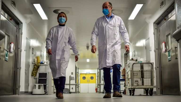 New labs to be built to help fast-track variant-resistant vaccines