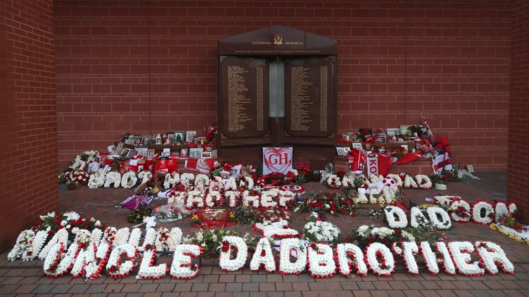 Liverpool fan becomes 97th victim of the Hillsborough disaster 32 years after the tragedy