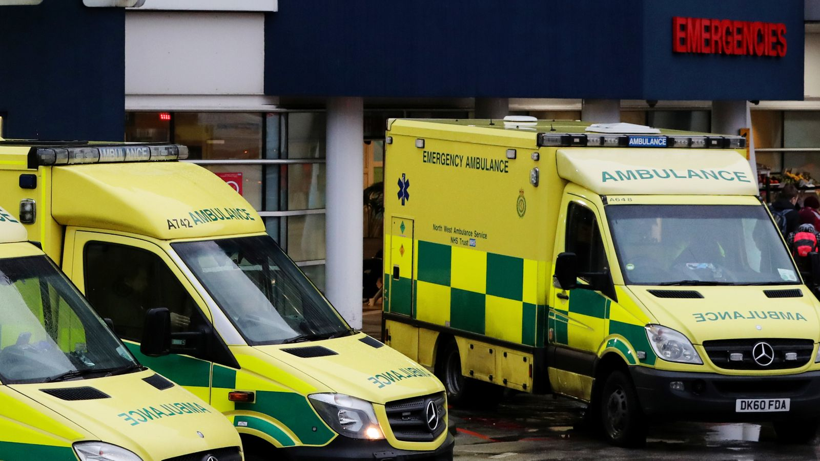 NHS 'as stretched now as it was in January', health leaders say