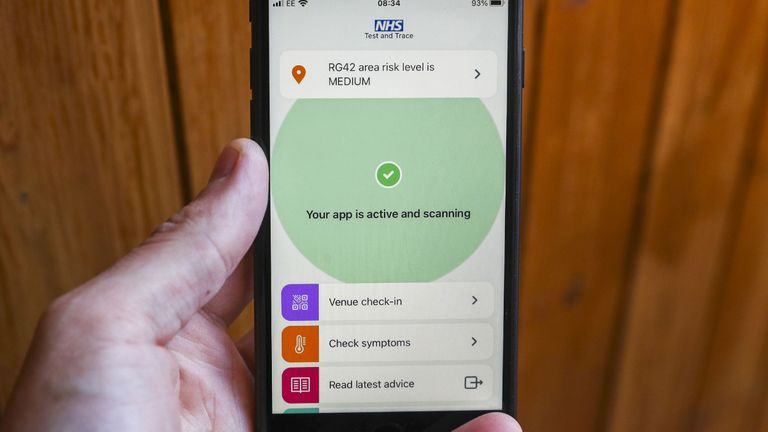 No plans to change sensitivity of COVID app after half a million people pinged in a week