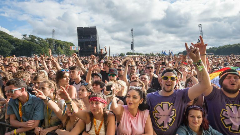 COVID-19 jabs are on the line-up at Reading and Leeds music festivals