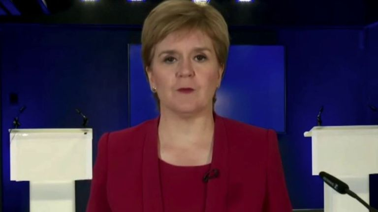Sturgeon urges caution as date confirmed for end of most remaining COVID restrictions in Scotland