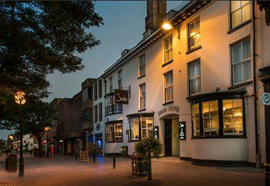 Former Greene  King Boss Acquires The Swan Hotel